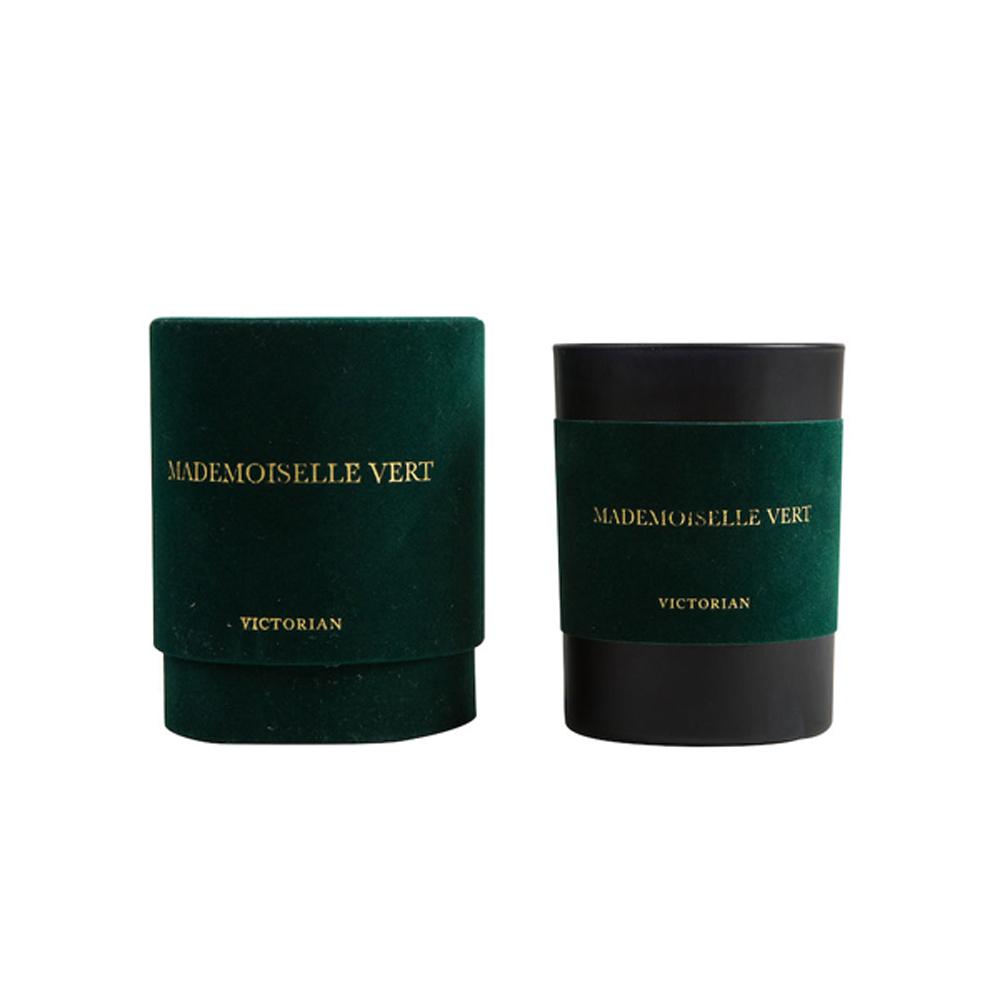 VICTORIAN|天鵝絨 Mademoiselle Vert 香氛蠟燭