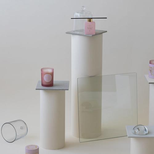 VICTORIAN|Rosemary & White Ginger 圓盒香氛蠟燭