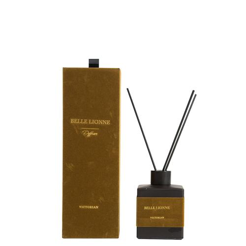 VICTORIAN 天鵝絨盒擴香 茉莉與木香 200ml