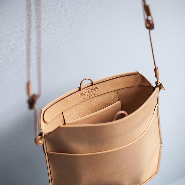 WALDEN | 防潑水皮革輕量機能包
