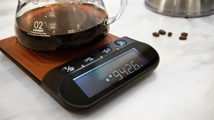 AMICO MIO|HOCA 智能手沖咖啡秤(三色任選)