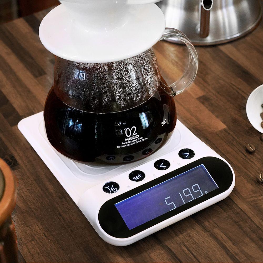 AMICO MIO|HOCA 好咖啡秤(三色任選)