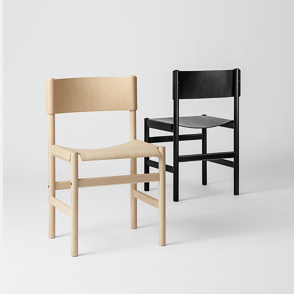 丹麥 TAKT|T02 Soft Chair 環保梣木椅