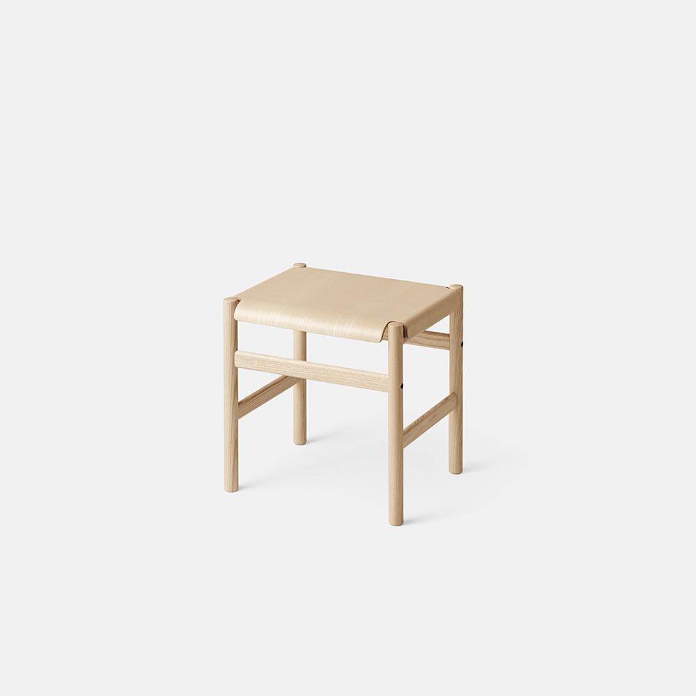 丹麥 TAKT T06 Soft Stool 環保梣木椅凳