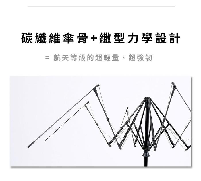 Amvel|VERYKAL 世界最輕一鍵式自動傘(十色任選)