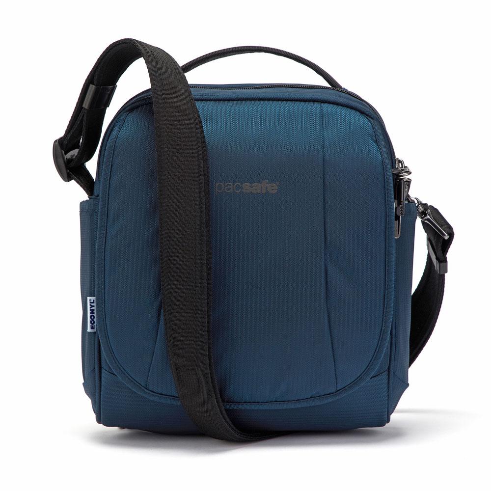 澳洲 Pacsafe ECONYL® Metrosafe 再生材質 都市防盜斜肩包 LS200