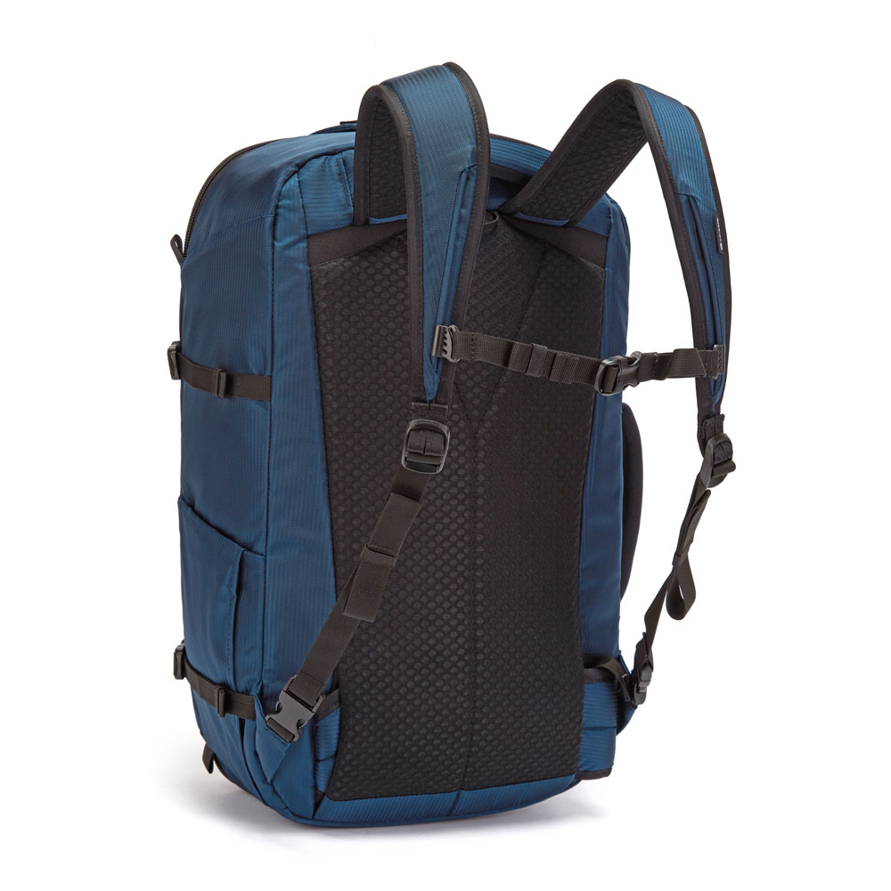 澳洲Pacsafe ECONYL® Venturesafe EXP45 再生材質 防盜登機後背包 (45L)