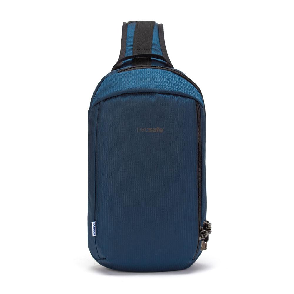澳洲 Pacsafe ECONYL® Vibe 325 再生材質 防盜斜背包(10L)