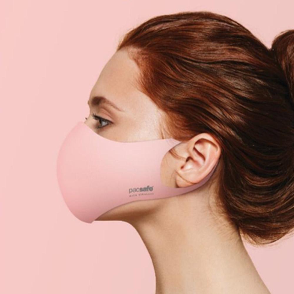 Pacsafe|ViralOff 抗菌消臭口罩