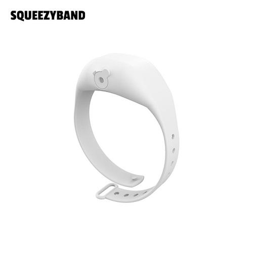 SqueezyBand|抗菌隨手環腕帶式洗手液分裝手環-兒童款(多色任選)