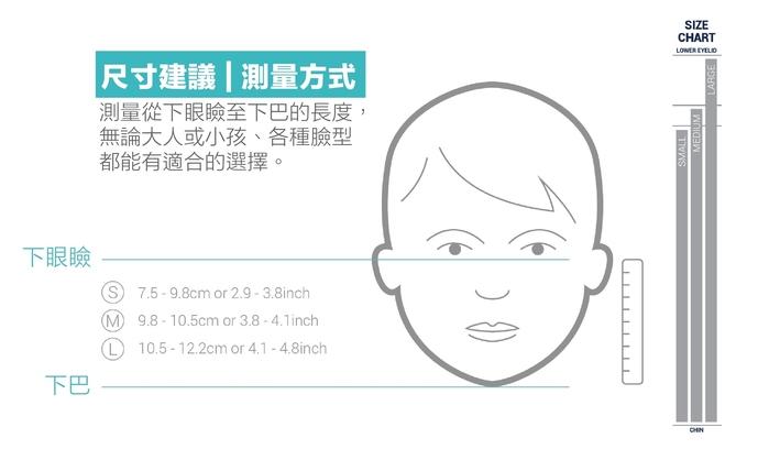 【限量聯名】Pacsafe x Carryology 銀離子口罩 SILVER ION
