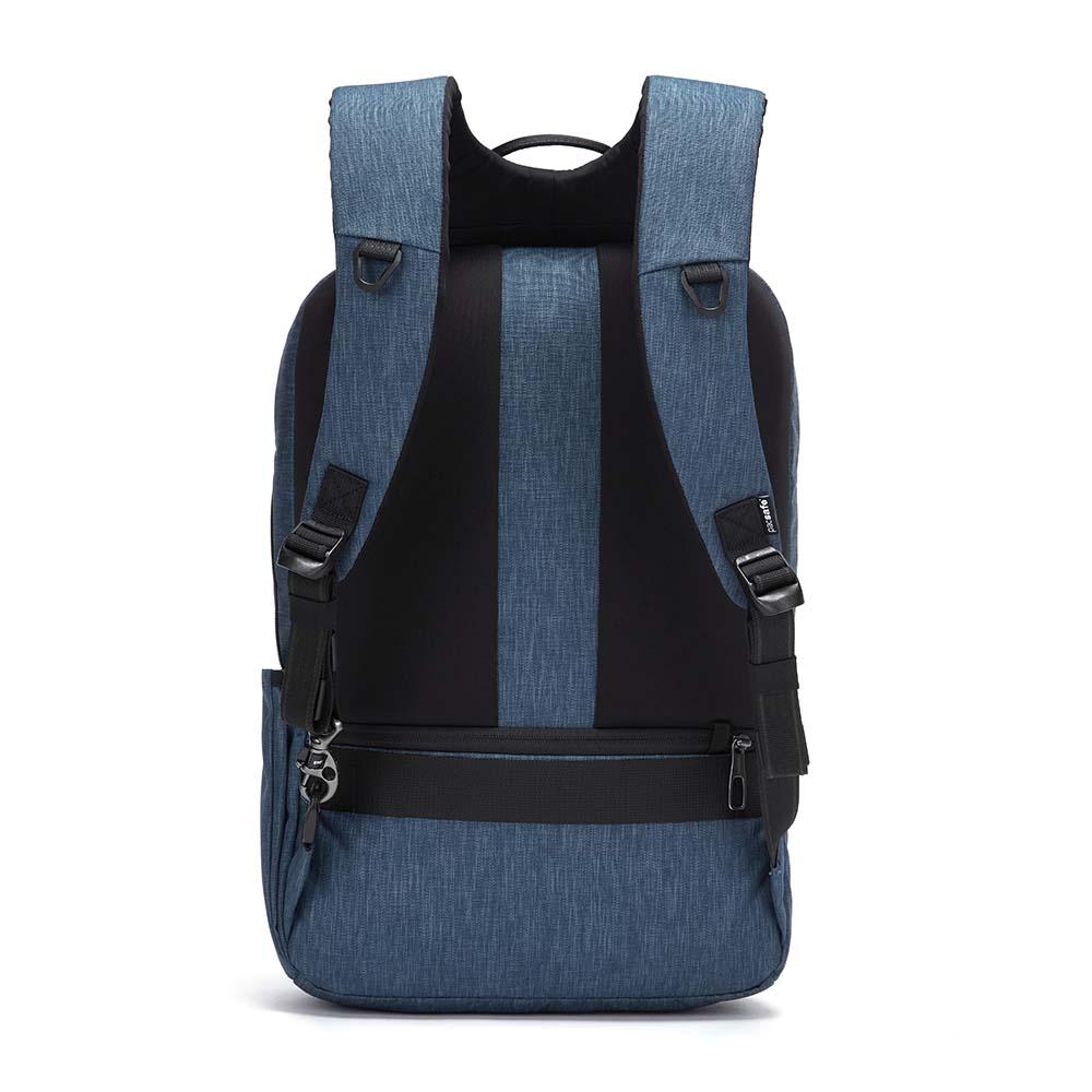 澳洲 Pacsafe|Metrosafe X 都市防盜後背包(20L)丹寧藍