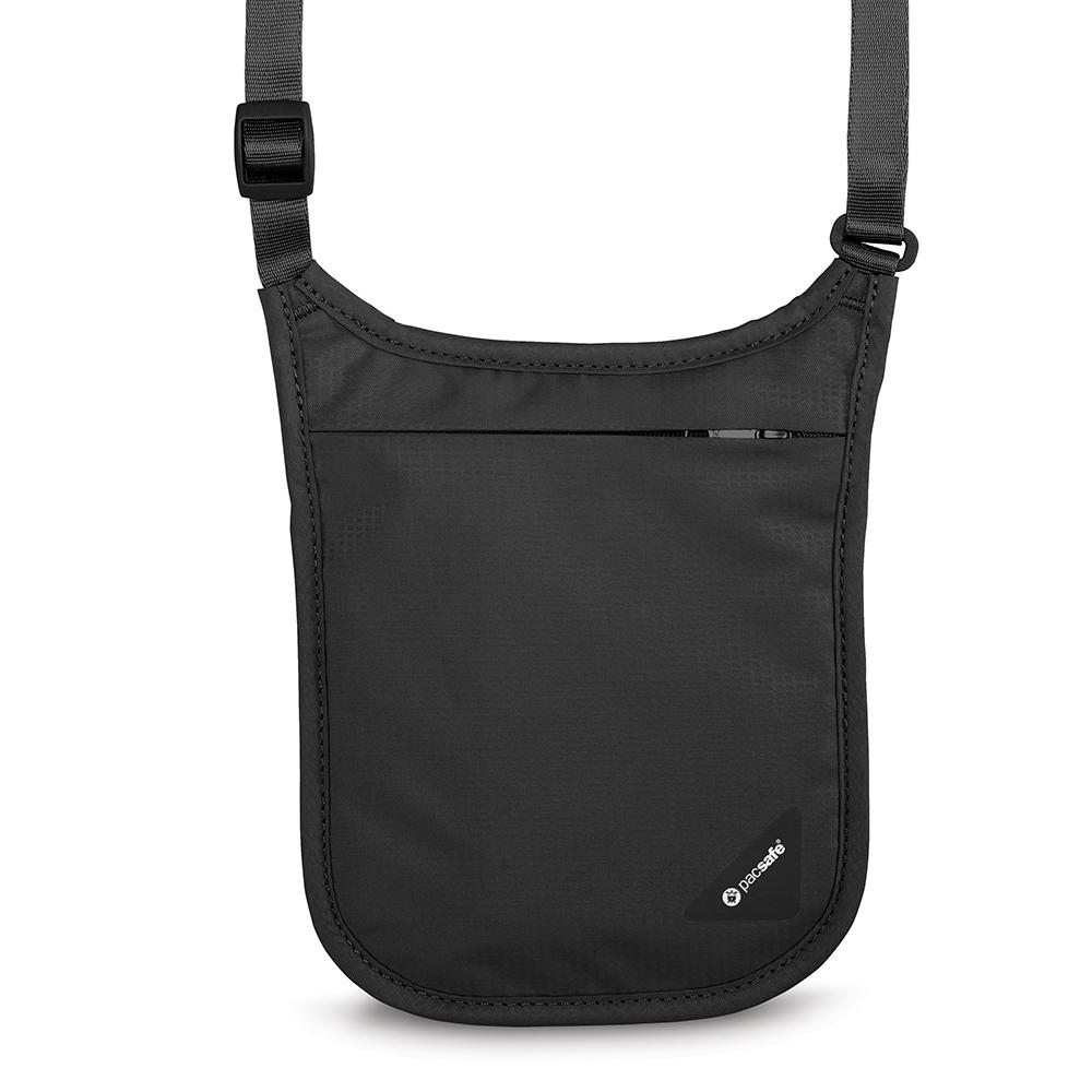 澳洲 Pacsafe Coversafe VRFID 柔軟透氣掛頸包 V75 2色