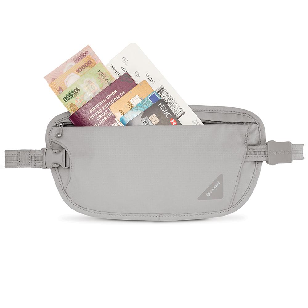 澳洲 Pacsafe Coversafe X RFID防剪貼身腰包 X100 2色