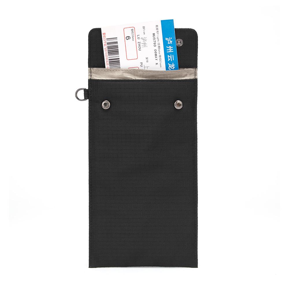 澳洲 Pacsafe RFIDsafe晶片防側錄 手機靜音保護袋