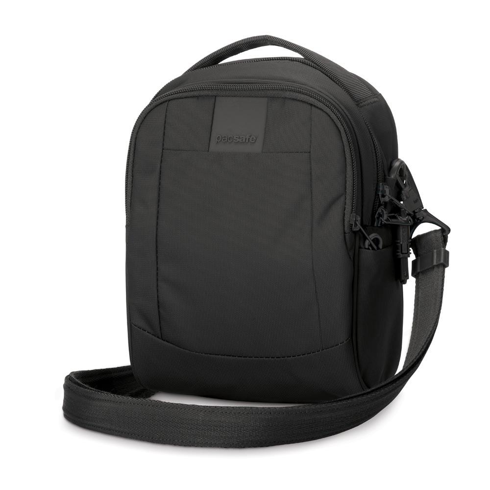 澳洲 Pacsafe|Metrosafe都市防盜斜背包 LS100(3L)黑色