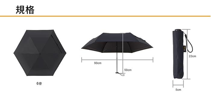 Amvel HeatBlock x CORDURA® Fabric 全天候超輕折疊傘 3色
