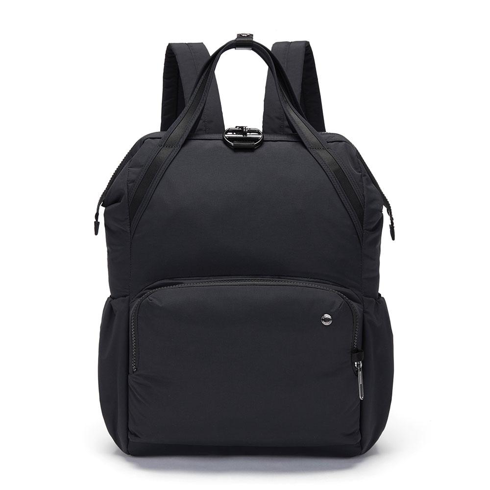 澳洲 Pacsafe|Citysafe CX 防盜手提後背包(17L)黑色