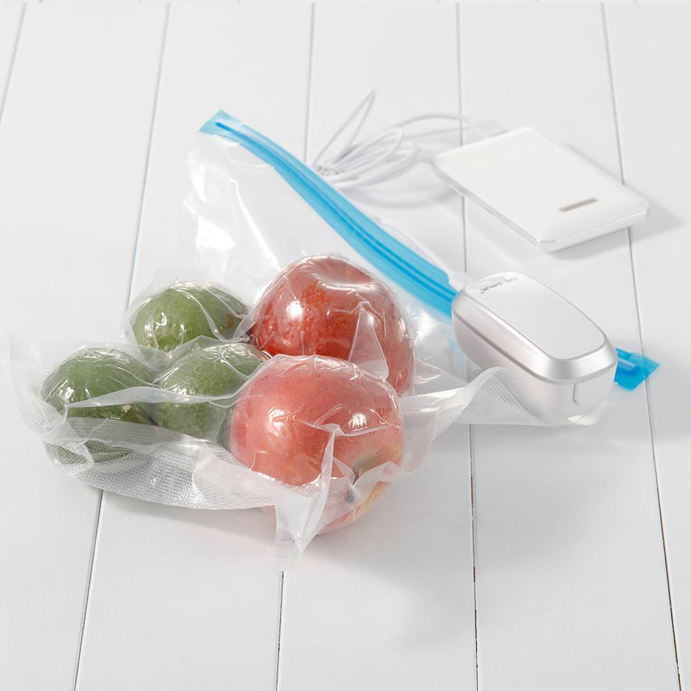 摩肯|DR. SAVE 充抽兩用插電款真空機組-國旅必備(含2小收納組贈1透明袋)
