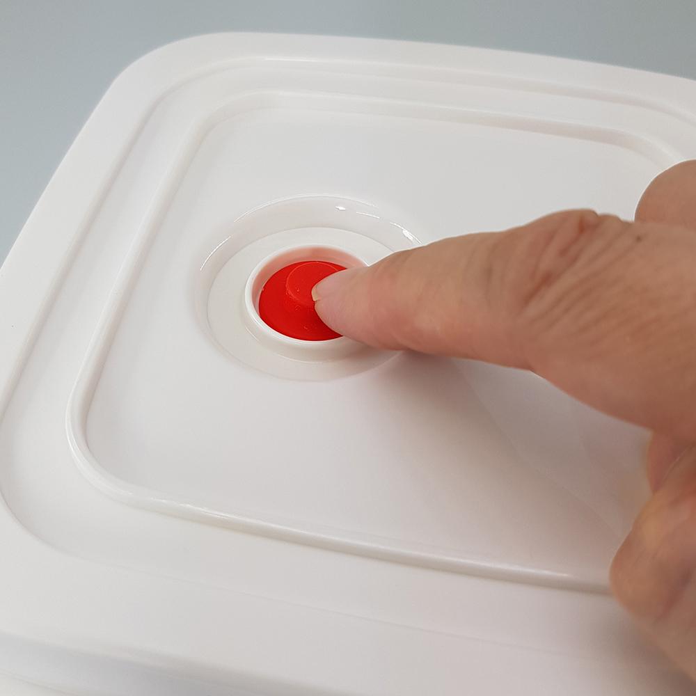 摩肯|Dr.save抽氣真空儲物密封罐3入組(加贈抽氣棒)