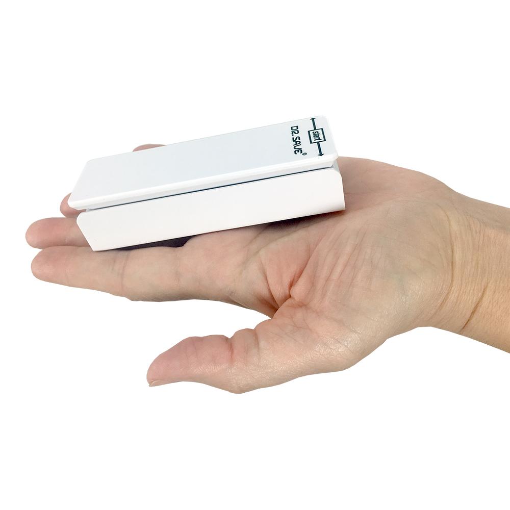 摩肯|Dr.Save「充電式」迷你封口機-雪白機