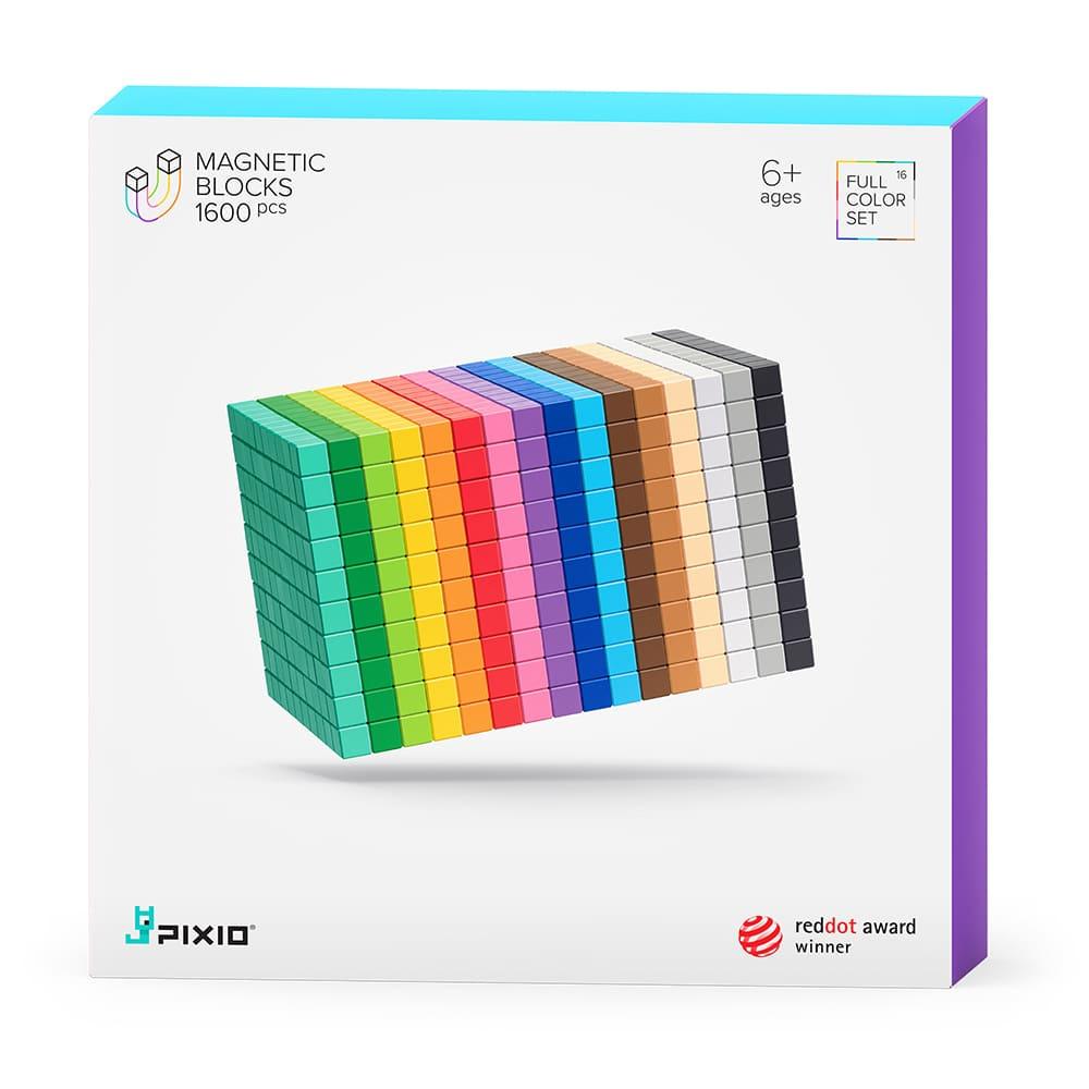 美國Pixio 磁力像素小魔方 設計系列-創意1600