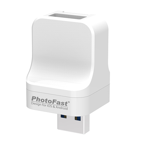 PhotoFast   PhotoCube Pro 備份方塊 - 2入組(不附記憶卡)