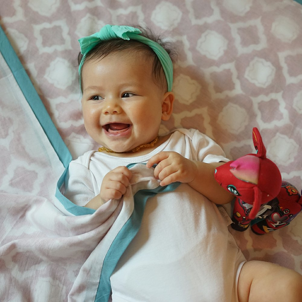 美國 Malabar baby Dohar|手工杜哈柔紗毯