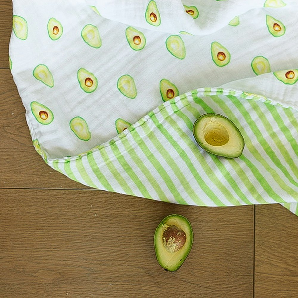 美國 Malabar baby Dohar 有機棉被毯
