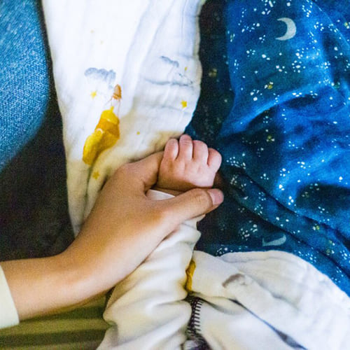 美國 Malabar baby Dohar|有機棉被毯