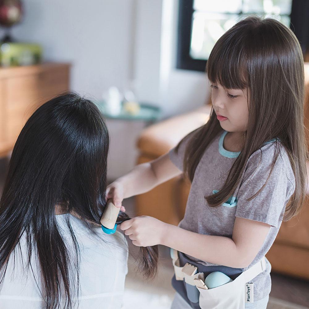 泰國Plantoys|職業小達人-我是美髮師