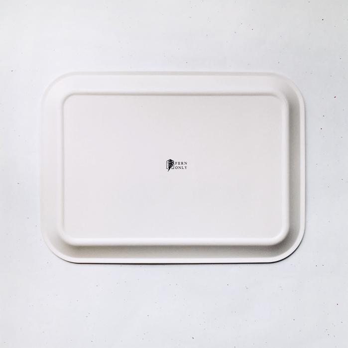 (複製)【新品】FERN ONLY|蕨景環保萬用托盤-小-臺灣原始觀音座蓮
