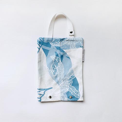 (複製)FERN ONLY|蕨印紙巾掛袋-鐵線蕨