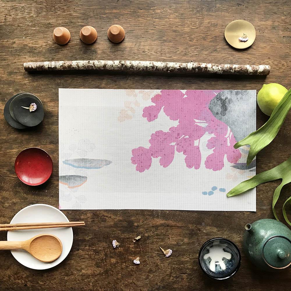 FERN ONLY|蕨類風景餐桌墊-鐵線蕨