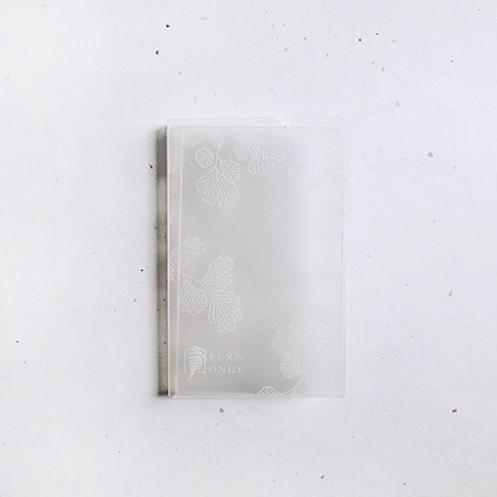 FERN ONLY|蕨妙口罩收納夾-5入組