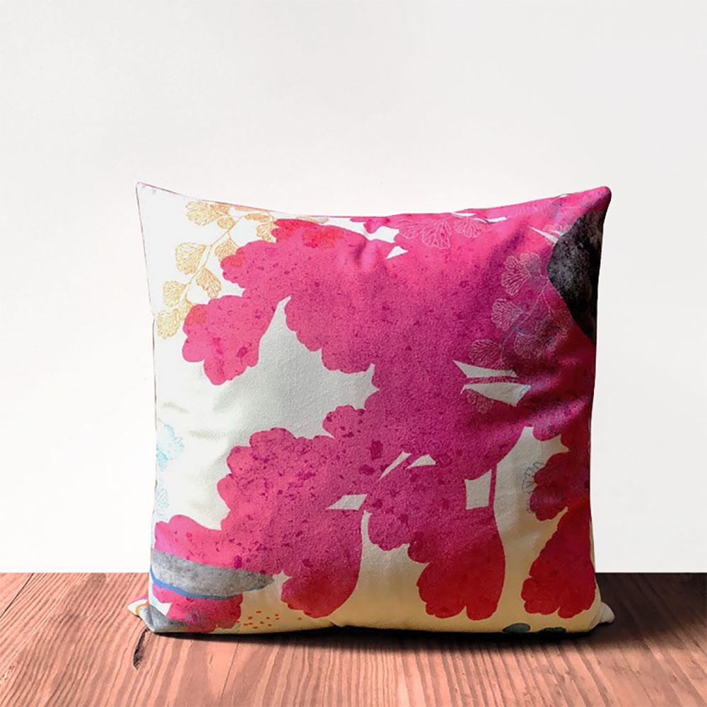 FERN ONLY|蕨類柔軟抱枕-鐵線蕨