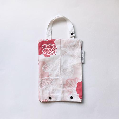 FERN ONLY|蕨印紙巾掛袋-鐵線蕨