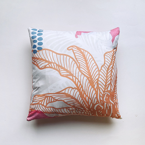 FERN ONLY|蕨類柔軟抱枕2.0-南洋山蘇花