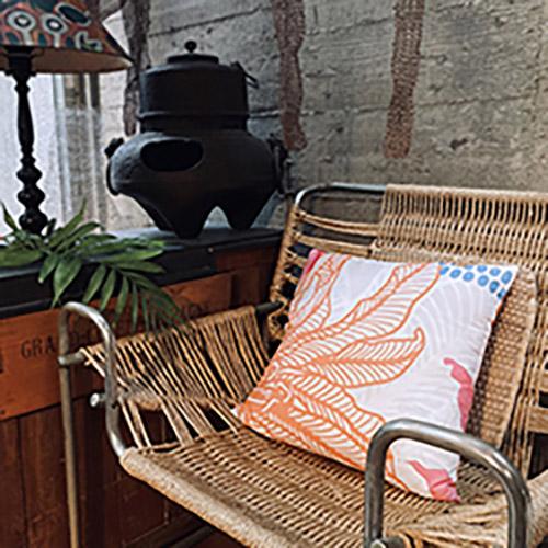FERN ONLY|蕨類柔軟抱枕套2.0-南洋山蘇花