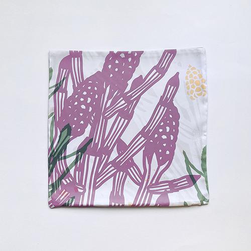 FERN ONLY|蕨類柔軟抱枕套2.0-木賊
