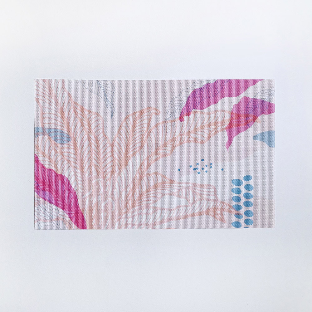 FERN ONLY|蕨類風景餐桌墊2.0-南洋山蘇花