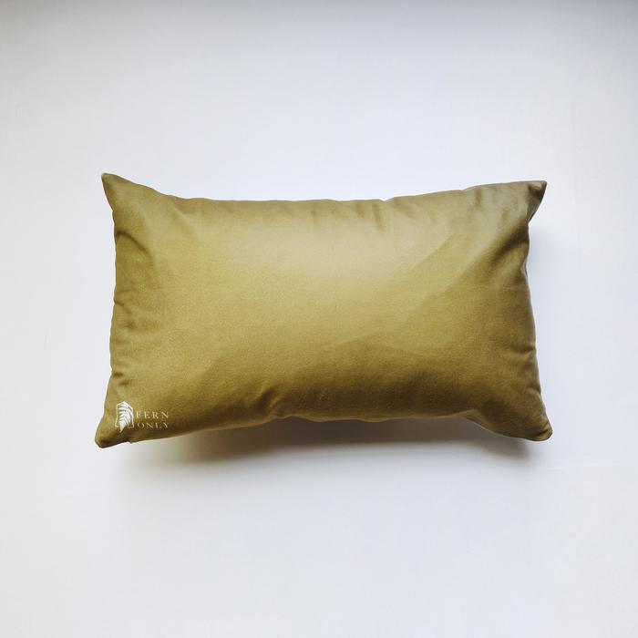(複製)FERN ONLY|蕨類柔軟抱枕-海金沙