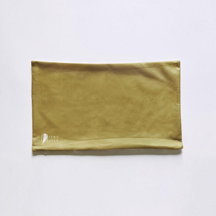 (複製)FERN ONLY|蕨美長形抱枕-半邊羽裂鳳尾蕨