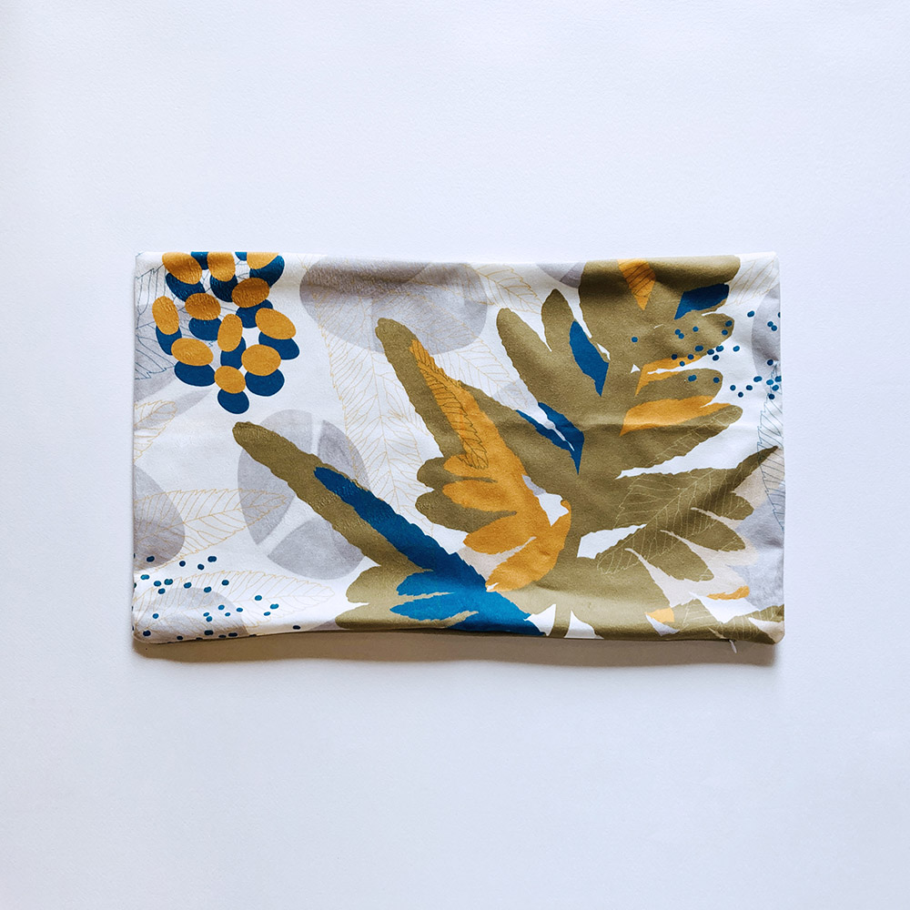 FERN ONLY|蕨美長形抱枕套-半邊羽裂鳳尾蕨