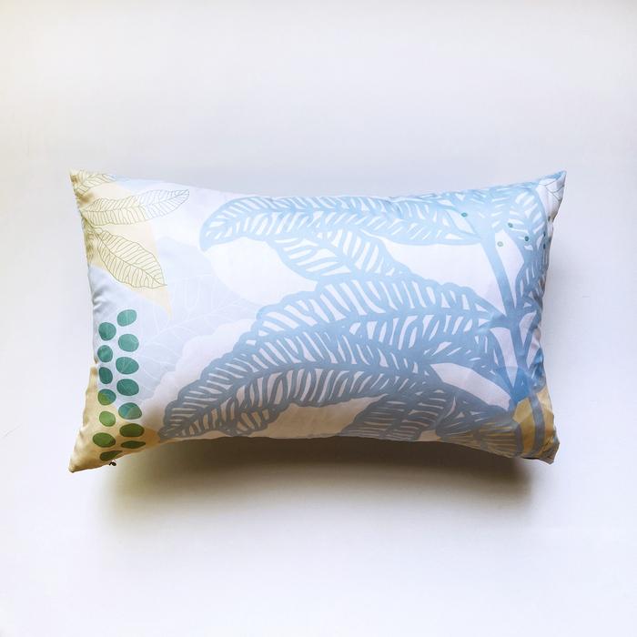 (複製)FERN ONLY|蕨美長形抱枕2.0-生根卷柏