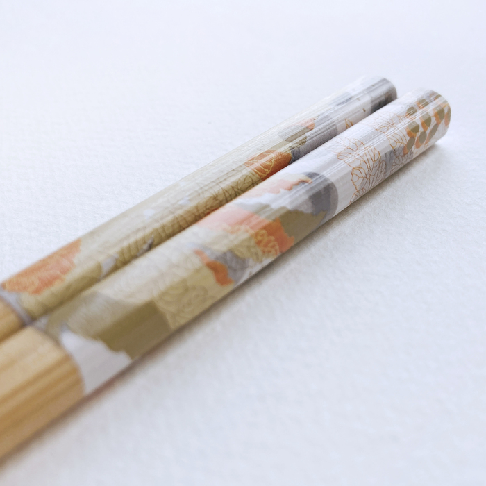 (複製)FERN ONLY 蕨美食光竹筷-2雙入-半邊羽裂鳳尾蕨