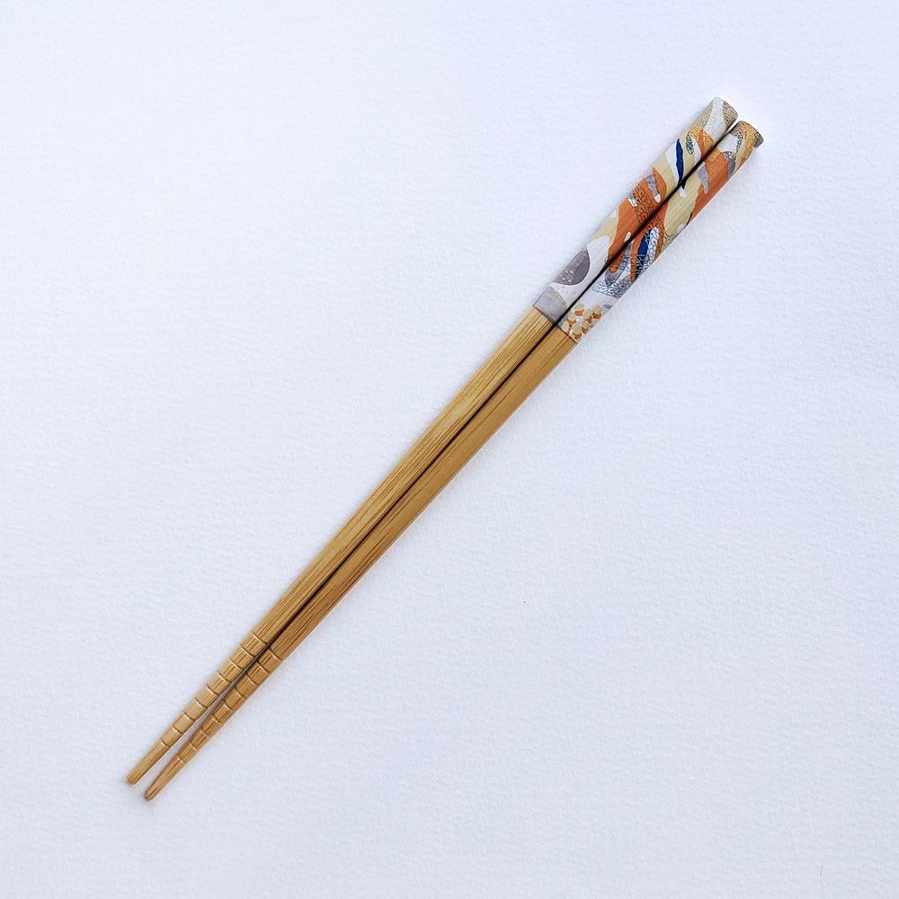 FERN ONLY 蕨美食光竹筷-2雙入-臺灣水龍骨