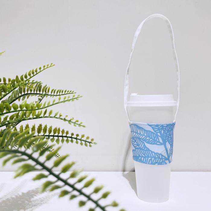 (複製)FERN ONLY|蕨代飲料杯套-鐵線蕨
