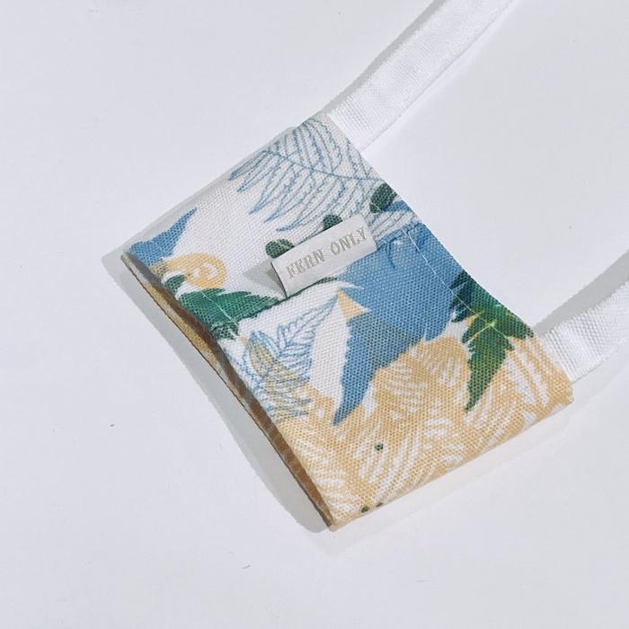 (複製)FERN ONLY|蕨代飲料杯套-臺灣原始觀音座蓮