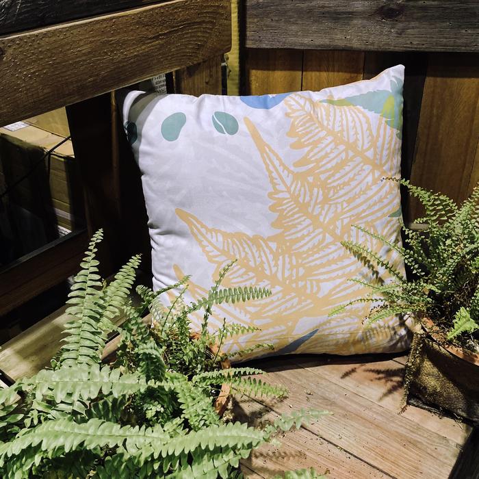 (複製)FERN ONLY|蕨類柔軟抱枕套-木賊